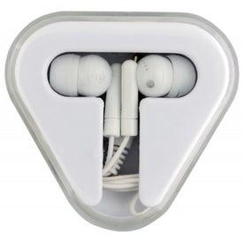 Promotional Triumph Ear Buds