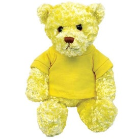Plush Tropical Bear (Banana Yellow)