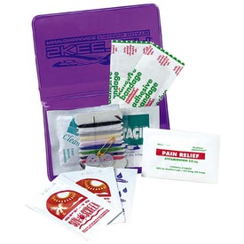 Tropical Travel Kit Printed with Your Logo