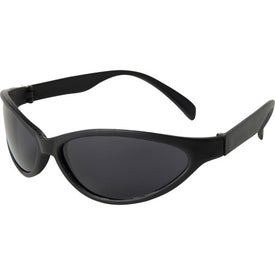 Tropical Wrap Sunglasses for Advertising