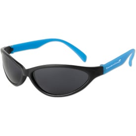 Tropical Wrap Sunglasses Branded with Your Logo