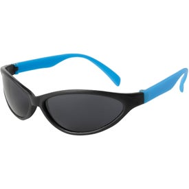 Tropical Wrap Sunglasses Printed with Your Logo
