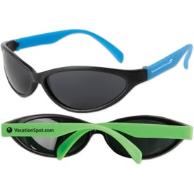 Tropical Wrap Sunglasses
