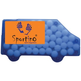 Truck Credit Card Mint for Your Organization