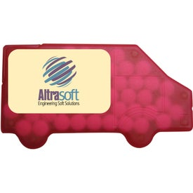 Logo Truck Credit Card Mint