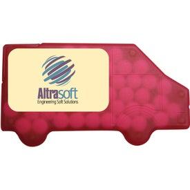 Logo Truck Credit Card Mint