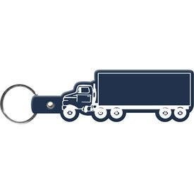 Company Truck Key Tag
