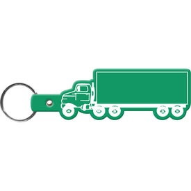 Truck Key Tag Giveaways