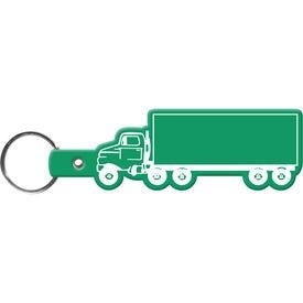 Truck Key Tag Giveaways