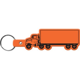 Truck Key Tag for Your Company