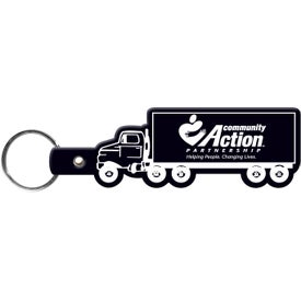 Truck Flexible Key Tags