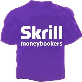 Advertising T-Shirt Credit Card Mints