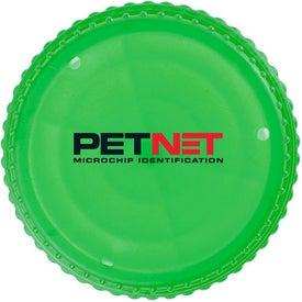 Branded Twist-it Pet Brushes