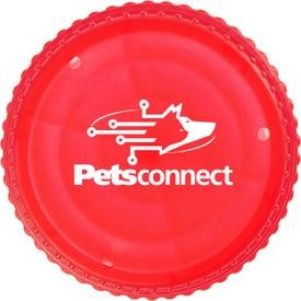 Advertising Twist-it Pet Brushes