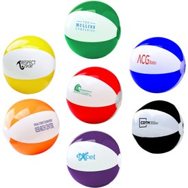 "Two Tone Beach Ball (12"")"