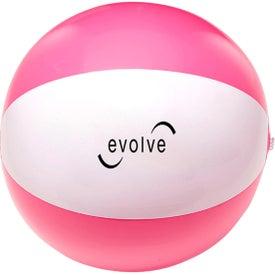 Company Two Tone Beach Ball