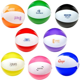 "Two Tone Beach Ball (16"")"