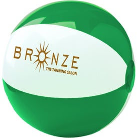 Two Tone Beach Ball Giveaways