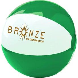 Two Tone Beach Ball Giveaways