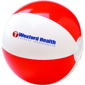 Two Tone Beach Ball for Your Company