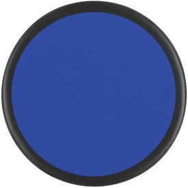 Branded Two-Tone Coaster