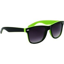 Two-Tone Malibu Sunglasses for Promotion