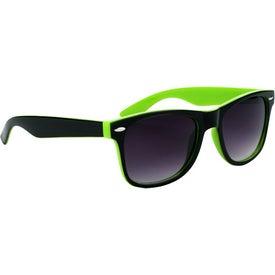 Two-Tone Malibu Sunglasses for Promotion
