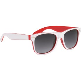 Two-Tone Malibu Sunglasses for Your Church