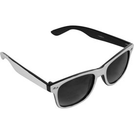 Personalized Two-Tone Malibu Sunglasses
