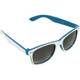 Two-Tone Malibu Sunglasses Giveaways