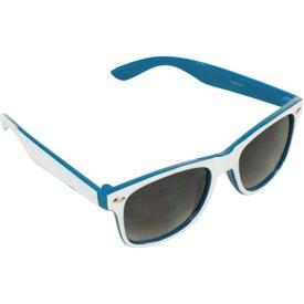 Two-Tone Malibu Sunglasses Giveaways