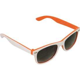 Company Two-Tone Malibu Sunglasses