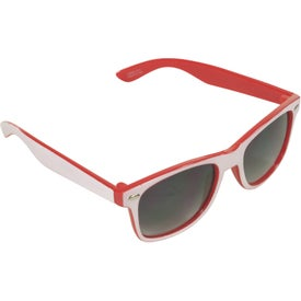 Two-Tone Malibu Sunglasses for your School