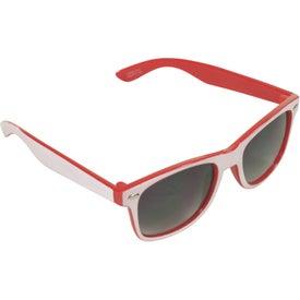 Two-Tone Malibu Sunglasses for your School