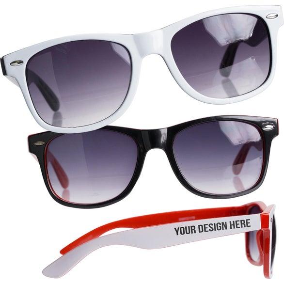 37a2a40a08 Two-Tone Malibu Sunglasses ...