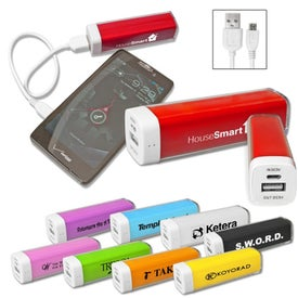 Two-Tone Power Pack for Advertising