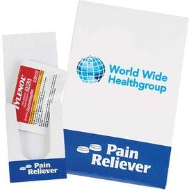 Tylenol Pocket Pack for Promotion