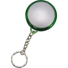 UFO LED KeyLite with Your Slogan