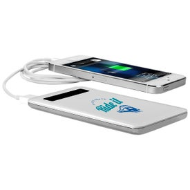 Ultra-Slim Mobile Charger for Customization