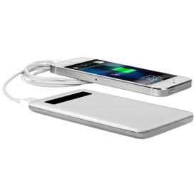 Custom Ultra-Slim Mobile Charger