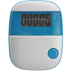 Logo Compact Pedometer