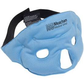 Ultra Soft Hot and Cold Eye Mask