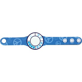 Ultraviolet Meter Wristband for Marketing