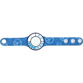 Ultraviolet Meter Wristband for Marketing