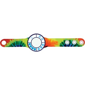 Company Ultraviolet Meter Wristband