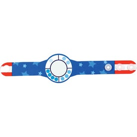 Customized Ultraviolet Meter Wristband