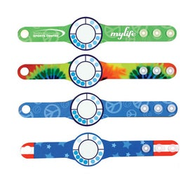 Ultraviolet Meter Wristband