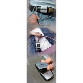 Unigrip Universal Cell Phone/MP3 Holder Branded with Your Logo