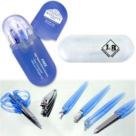 Unisex Manicure Set for Advertising