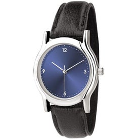 Branded Unisex Oval Design Watch